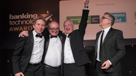 Redwood Bank have won two major industry awards. Picture: Frank Noon