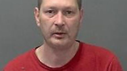 Craig Raeside is wanted for a string of alleged burglaries. Picture: Herts Police