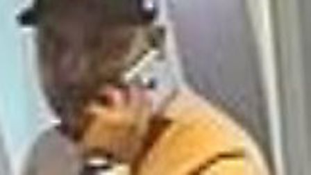 Police have released these CCTV images following a theft in Letchworth. Picture: Herts Police