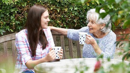 The new Reach Out project needs volunteers from Stevenage and North Herts. Picture: SpeedKingz/Shutt