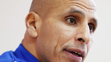 Manager of Stevenage FC Dino Maamria speaks to The Comet ahead of the League Two game against Crawle