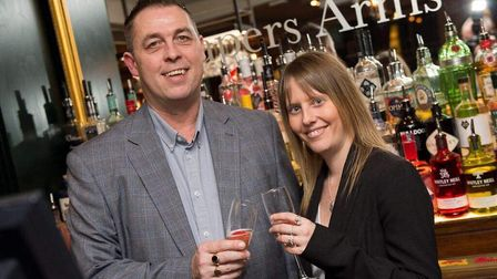The Drapers Arms in Stevenage's High Street has undergone a £250,000 refurbishment. Picture: The Dra
