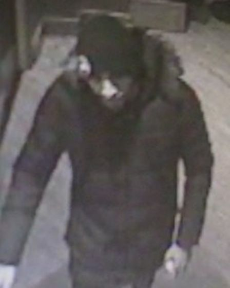 Police would like to speak to this man as part of their enquiries into the theft of a purse from Cos