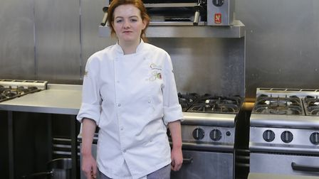 Student Bethany Grimshaw has landed herself a job at two Michelin star restaurnant Midsummer House,
