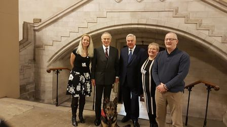 The third reading of Finn's Law was passed through the House of Commons on Friday. Picture: Courtesy
