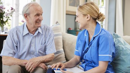 vision2learn offer courses in the health sector, including dementia and diabetes care.