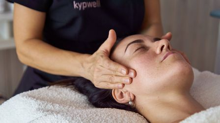 There are a whole host of treatments on offer at the Kypwell Wellness Club near Limassol. Picture: K
