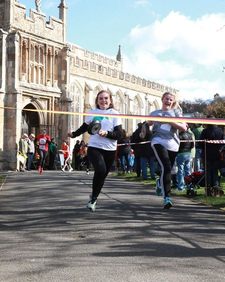 Hitchin Pancake Day races 2019. Picture: Tom Bellis