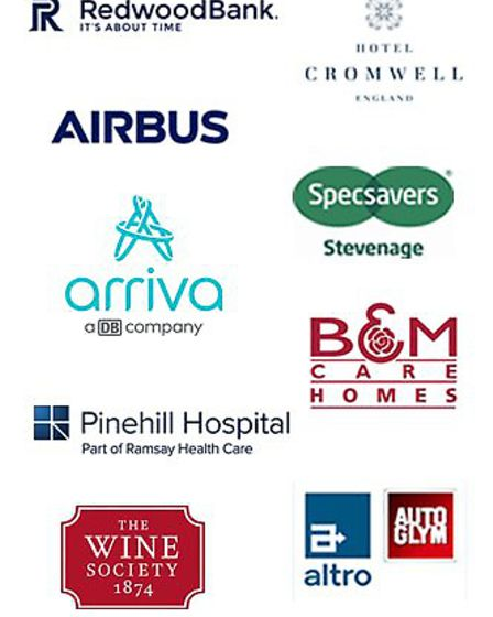 Our sponsors for this year's Comet Community Awards. Picture: Archant
