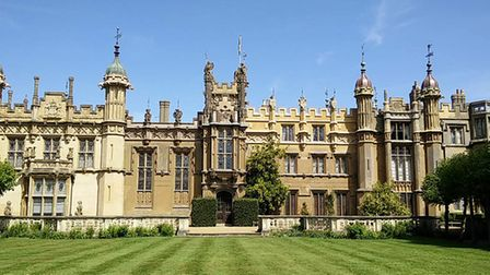 Knebworth House is one of the attractions taking part in this year's Herts Big Weekend in April. Pic