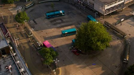 The current bus station in Stevenage town centre does not have the facilities required for the 21st