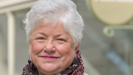 Pam Burn has been appointed as the Heritage Foundation's first female chair. Picture: Letchworth Gar
