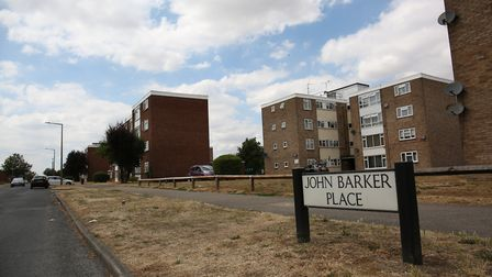 John Barker Place, Hitchin. Picture: DANNY LOO