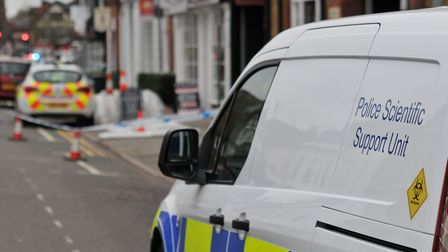 We've been looking at the knife crime picture in Hertfordshire, and the UK as a whole. Picture: Dann