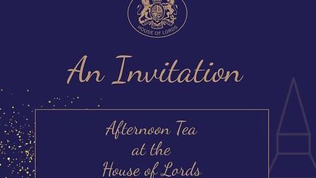 Fancy afternoon tea and a chat with the creator of Downton Abbey? Picture: Garden House Hospice Care