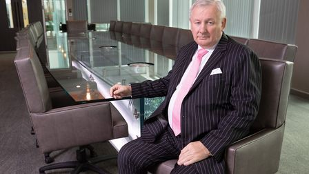 Bob Weston, chief executive of Weston Group. Picture: CONTRIBUTED