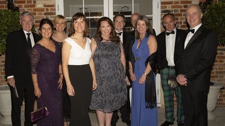 Paul & Jacq O'Neill, Lisa & Mark Burrows, Peter Axton & Jane Wotherspoon, Sue & Richard Dearden. Pic