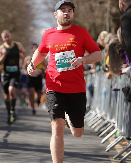 Reece McCullagh has only been running for less than a year and a half. Picture: Reece McCullagh