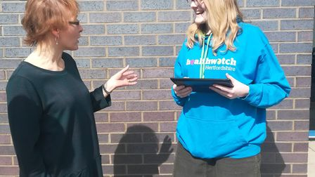 Locals will be able to share their opinions at the Lister Hospital. Picture: supplied by Healthwatch