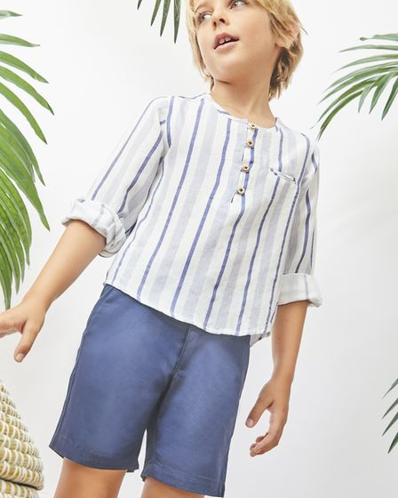 These classic summer children's clothes by Dadati are sold at My Littlet Things