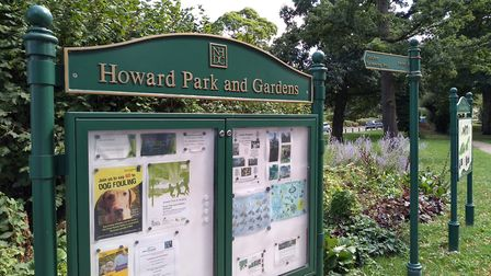 Letchworth's annual Spring Celebration is set to return to Howard Park Memorial Gardens for the May