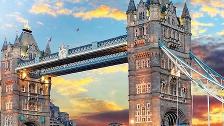 Garden House Hospice Care will run the its Bridges of London fundraiser next week. Picture: Pixabay