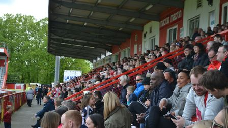 Ronnie Henry's testimonial. Picture: Jake Cook