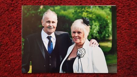 Monica and Ronald were married for 55 years. Picture: supplied.