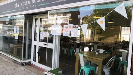 The White House in Hitchin welcomed mothers to celebrate breastfeeding as part of the Big Breastfeed