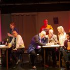 Newport Amateur Theatrical Society is presenting a new play called Local News, by Sean Dooley. Pictu