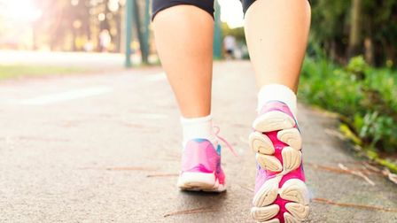 Stevenage Walking Festival aims to get people active outdoors. Picture: Pexels.
