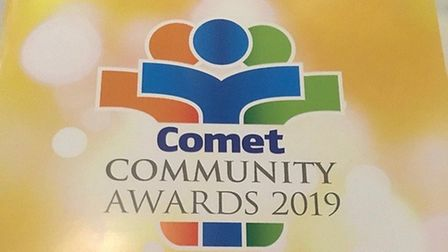 Comet Community Awards 2019. Picture: Nick Gill