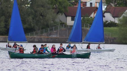 Hitchin Scouting''s biggest ever District Activity Weekend saw 640 young people camp for the weekend