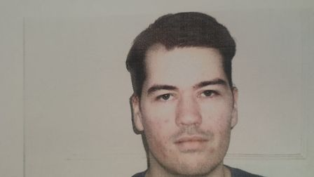 Concerns are growing for missing 24-year-old Patrick Walsh from Letchworth. Picture: Herts police