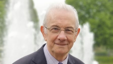Martin Stears-Handscomb was elected as the council leader for North Herts District Council. Picture: