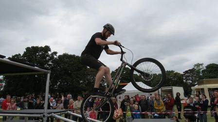 Action from Stevenage Day 2018. Picture: Stevenage Borough Council