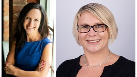 Anne-Marie Morrison (L) and Margaret Berry (R) have been recognised on the prestigious list.