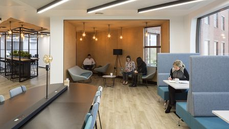 Mantle Business Centre lease office and co-working space by the hour for the busy small business own