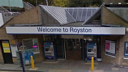 Signalling fault between Letchworth and Royston is causing train delays. Picture: Google Street View
