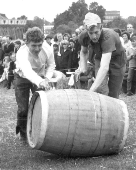 Archive images from past Stevenage Day events. Picture: Stevenage Library