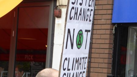A motion to declare a climate emergency in Stevenage will be discussed next week at a meeting open t