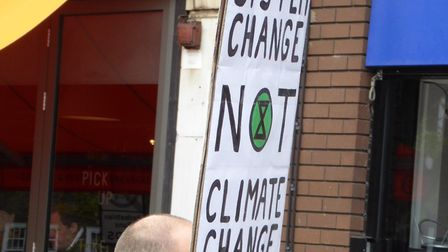 Stevenage Borough Council have declared a climate emergency. Picture: Grae Wall