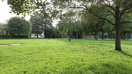 Hampson Park has been given a Green Flag Award. Picture: Supplied