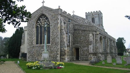 All Saints Church, Great Chesterford