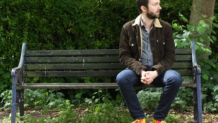 Hitchin's David Ephgrave needs help to take his show to the Edinburgh Fringe. Picture: Courtesy of D