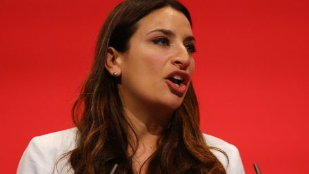 Luciana Berger has joined the Liberal Democrats. Picture: Gareth Fuller/PA