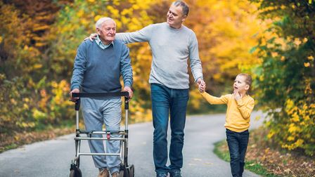 The innovative technology is designed to make life as safe as possible for elderly individuals and t