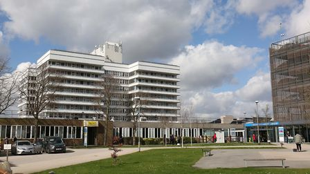 Lister Hospital in Stevenage. Picture: Danny Loo.