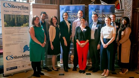 Herts Business Awards 2019 launch at Knebworth House. Picture: Cathy Benucci Photography