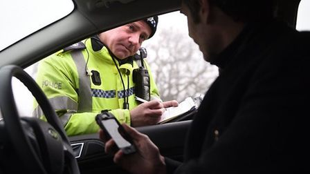 The Road Policing Unit will be targeting those driving under the influence this summer. Picture: ANT